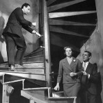Stanley Donen in Indiscreet mit Ingrid Bergman und Cary Grant