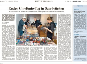 Quelle: Saarbrücker Zeitung von 14.09.2015