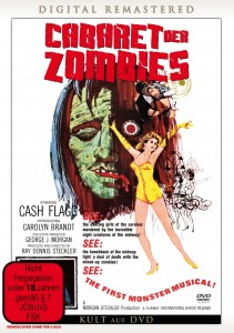 Cabaret der Zombies_Cover