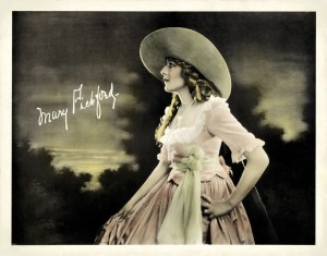 Mary Pickford Personality Poster (1919)
