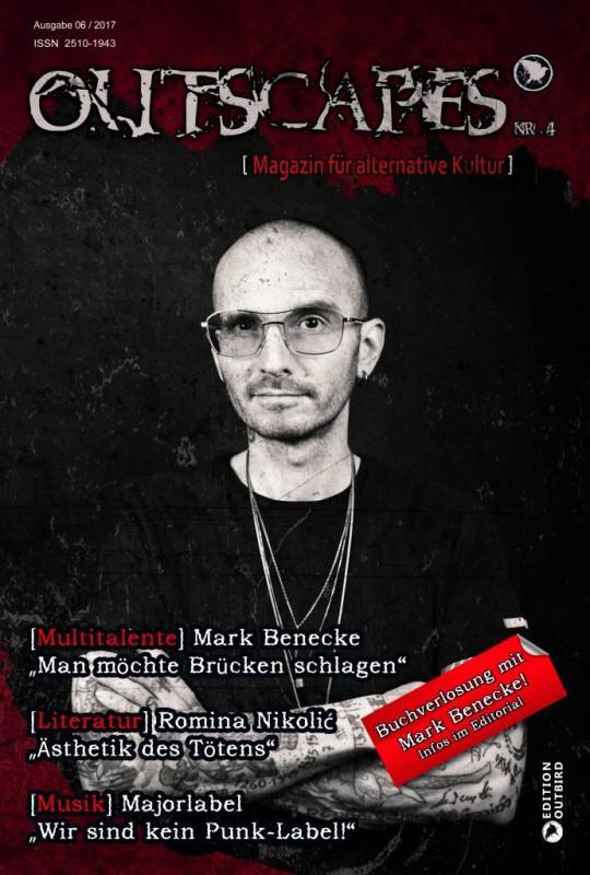 Outscapes Magazin Outbird Mark Benecke